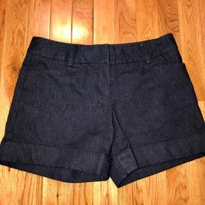 Express Shorts - Denim